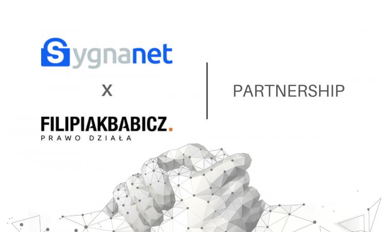 Kancelaria Filipiak Babicz partnerem Sygnanet!
